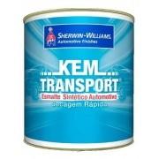 Tinta Esmalte Sintético Alumínio Opalescente 900ml - Sherwin Williams