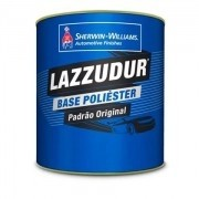 Tinta Poliester 900ml Preto Global Lisa - Lazzuril