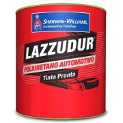 Tinta PU 675ml Preto Cadillac VW - Lazzuril