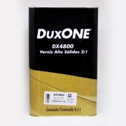 Verniz DX4800 Alto Sólidos 4,5 Litros - DuxOne
