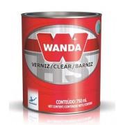 Verniz PU 2:1 9100 Bi-Componente 900ml - Wanda