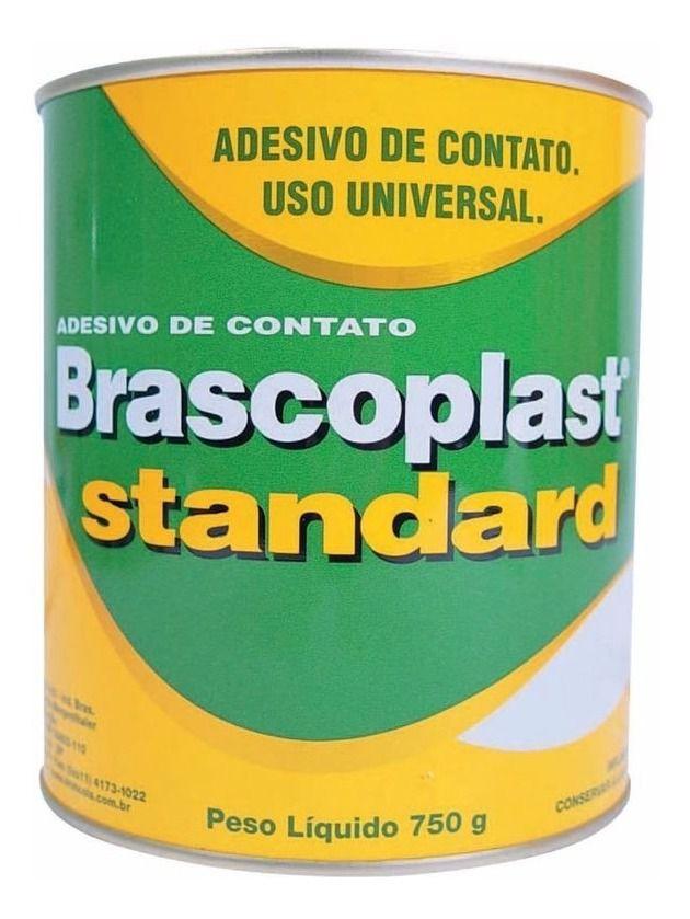 Adesivo Brascoplast Standard 750grs - Brascola