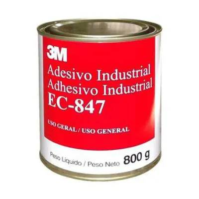 Adesivo Industrial EC 847 lata 800g - 3M