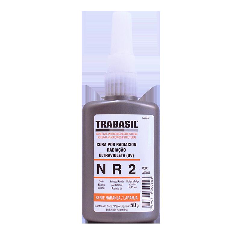 Adesivo Para Vidros UV NR2 Trabasil 50grs - ITW Polymers