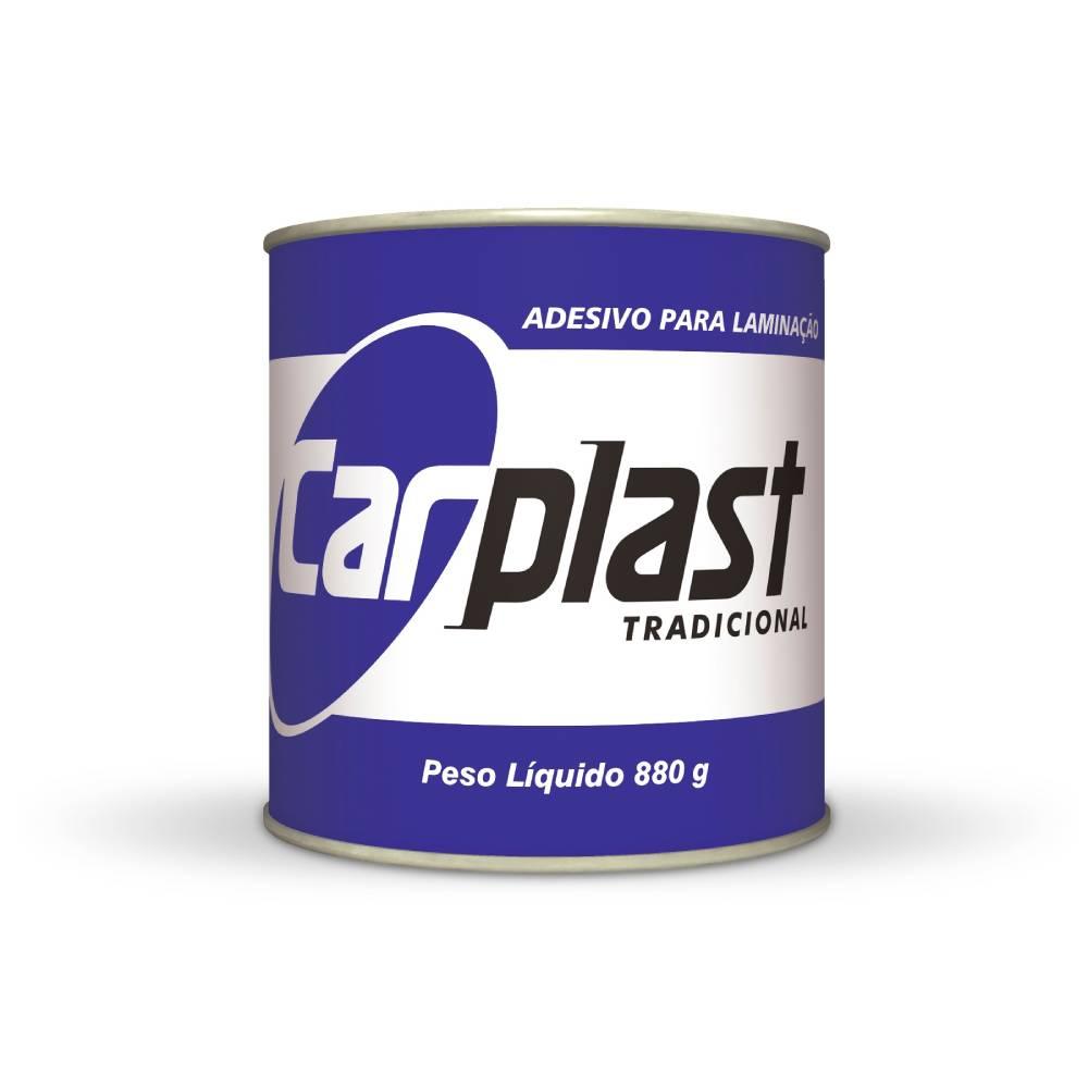 Adesivo Resina Laminação Com Catalisador 880g CarPlast - MaxiRubber