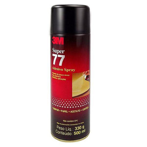 Adesivo Spray 77 330g 500 ml - 3M