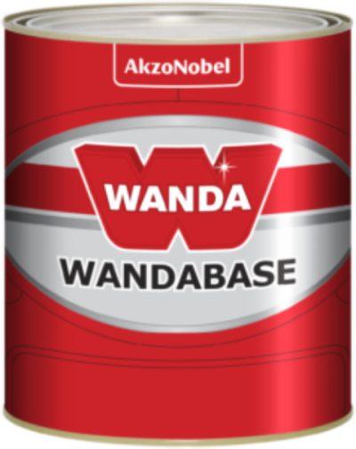 Base 2435 Amarelo Alaranjado Poliéster 900ml - Wanda