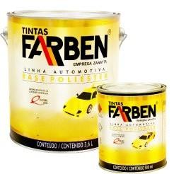 Base AC-173 Amarelo Limão 900ml - Farben