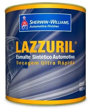 Base LS-205 Amarelo Oxido Sintetico 3.6 Litros - Lazzuril