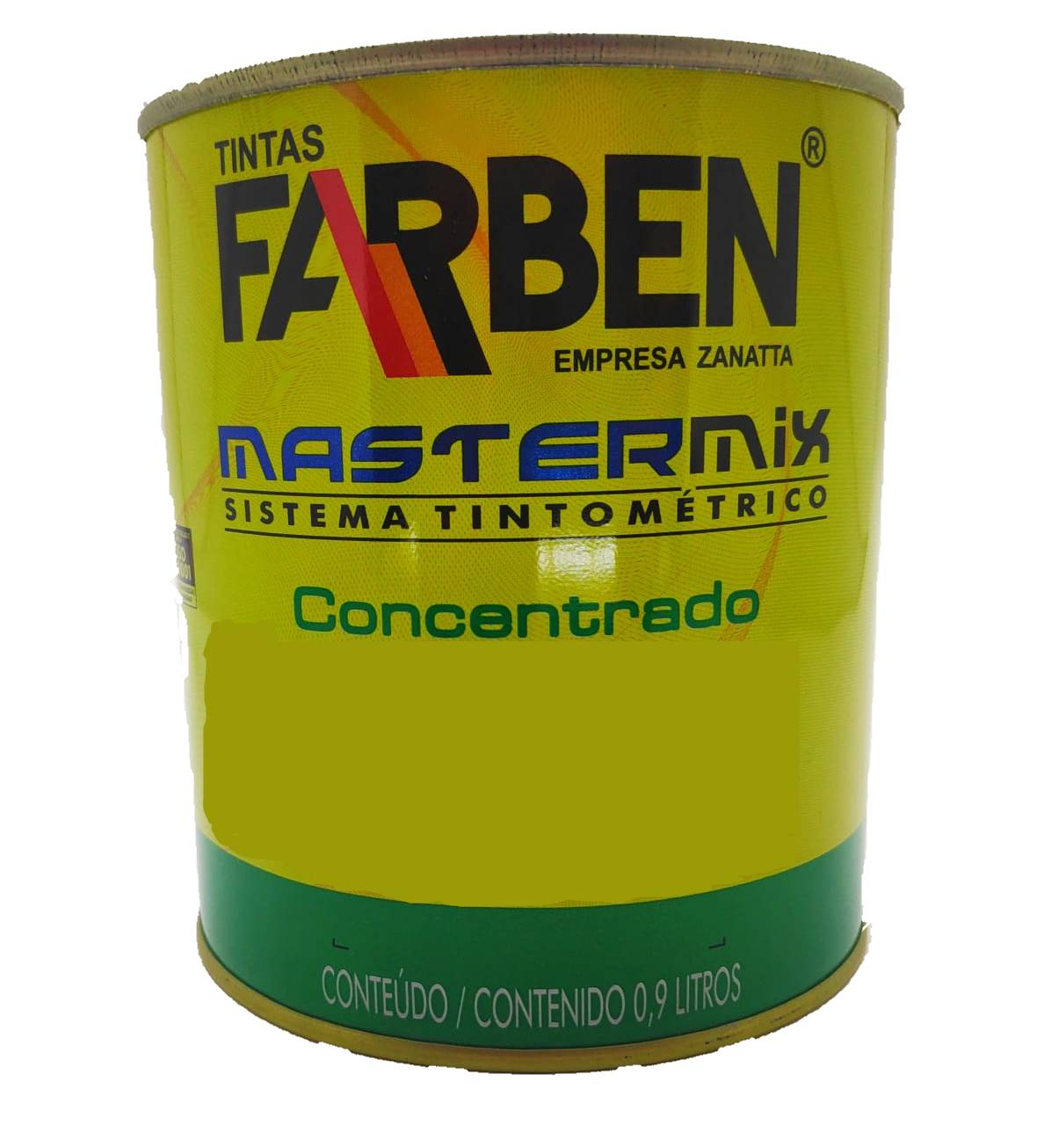 Base UC-238 Conc Universal Amarelo Limão 900ml - Farben