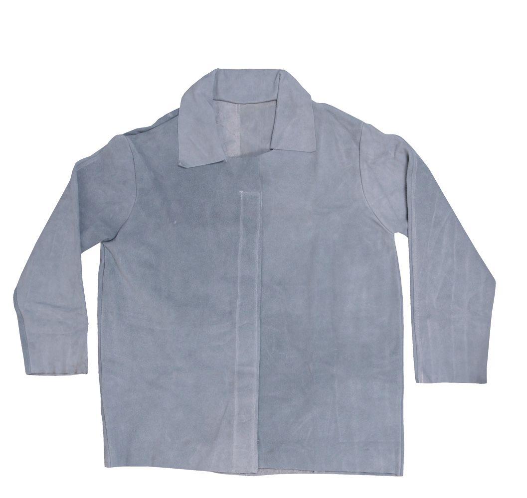 Blusão de Raspa com Velcro - Luveq