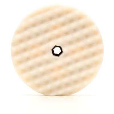 Boina Dupla Face Espuma Branca Engate Rápido PN05706 - 3M