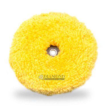 Boina Dupla Face Macia Amarela - Diamond