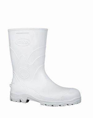 Bota PVC Cano Medio Branca Bracol CA37456 N39