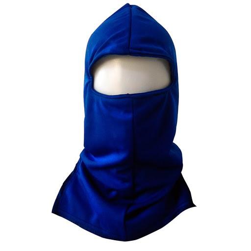 Capuz Árabe Helanca Azul