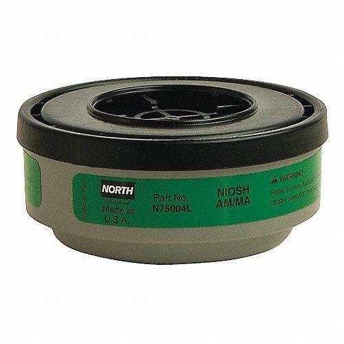 Cartucho Químico Amônia Resp 7700 N75004L - Honeywell