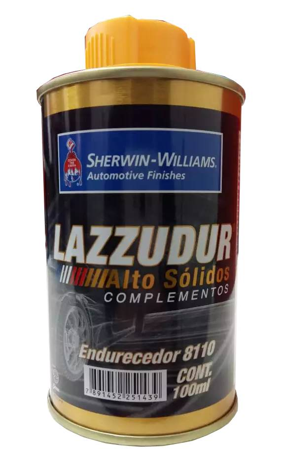 Catalisador Endurecedor Primer PU 8100/8200 100ml - Sherwin Williams