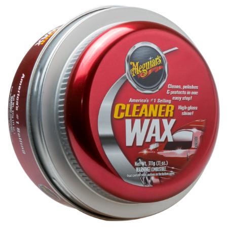 Cera Automotiva Cleaner Wax Pasta Meguiar´s 311g