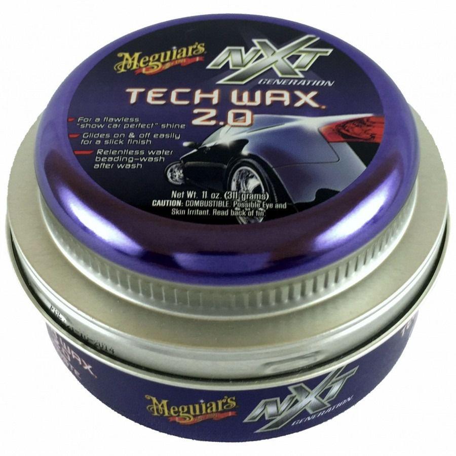 Cera Automotiva NXT Generation Tech Wax 2.0 Meguiar´s 311g