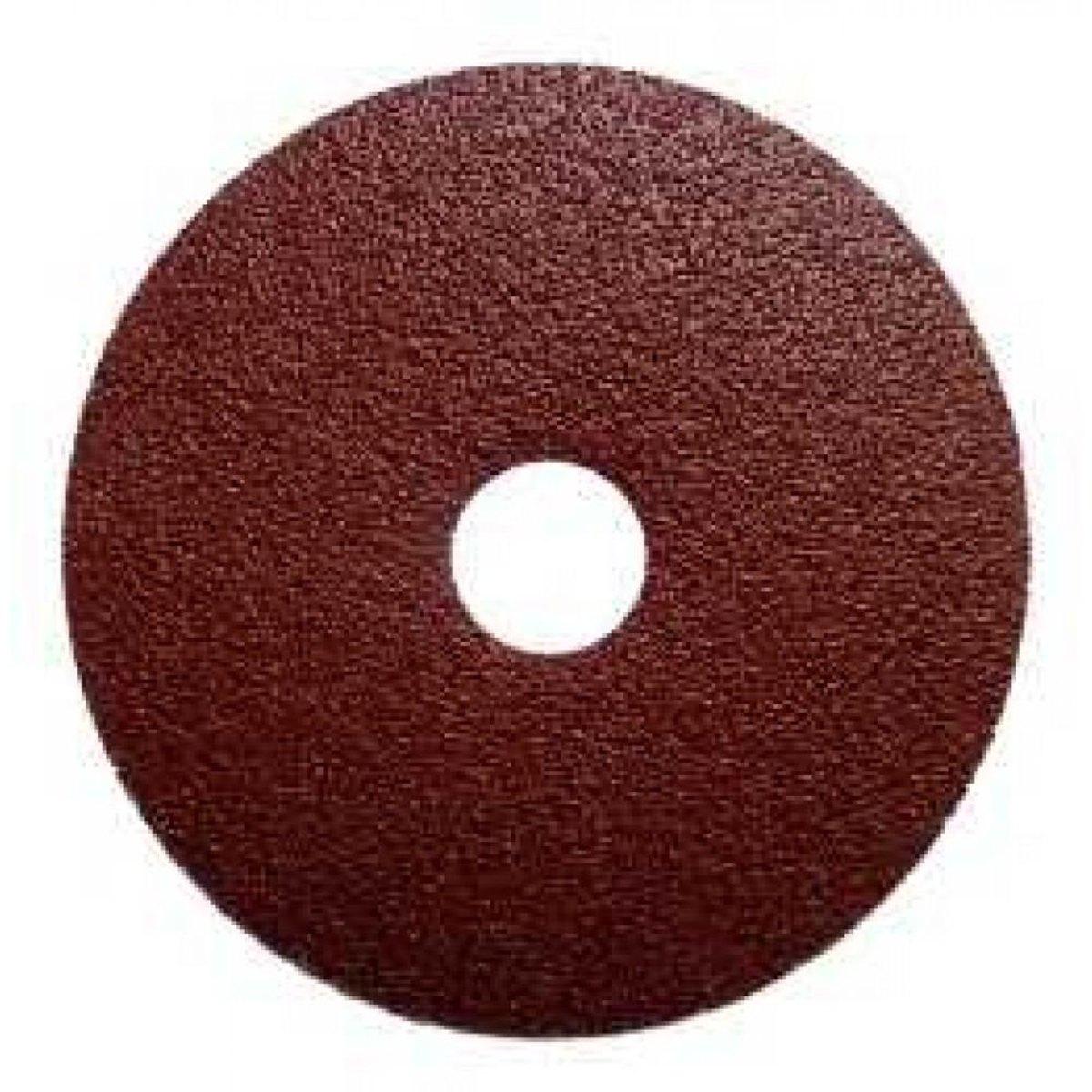 Disco de Lixa 283C 115mm 41/2 Pol Grão 120 - 3M