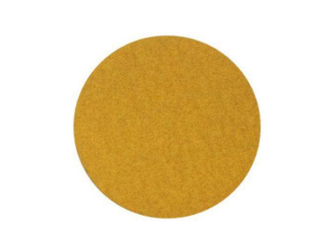 Disco Hookit 5Pol 127mm Ouro 236U Sem Furo Grão 80 - 3M