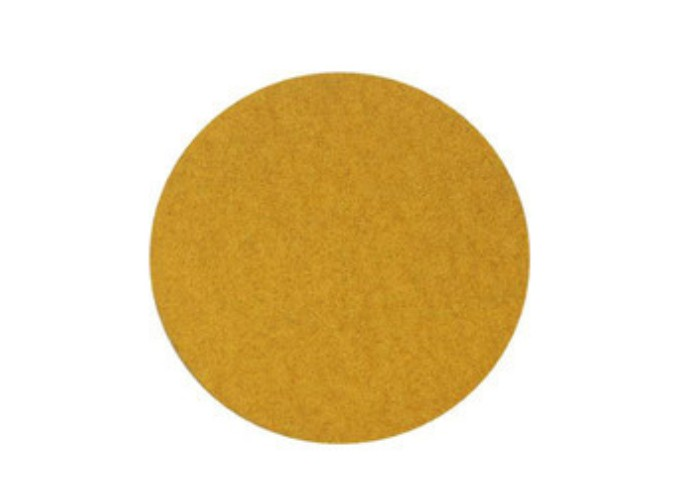 Disco Hookit 5Pol 127mm Ouro 256U Sem Furo Grão 100 - 3M