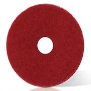 Disco Surface 7Pol 178mm AM Vermelho Furo Central 22mm - 3M