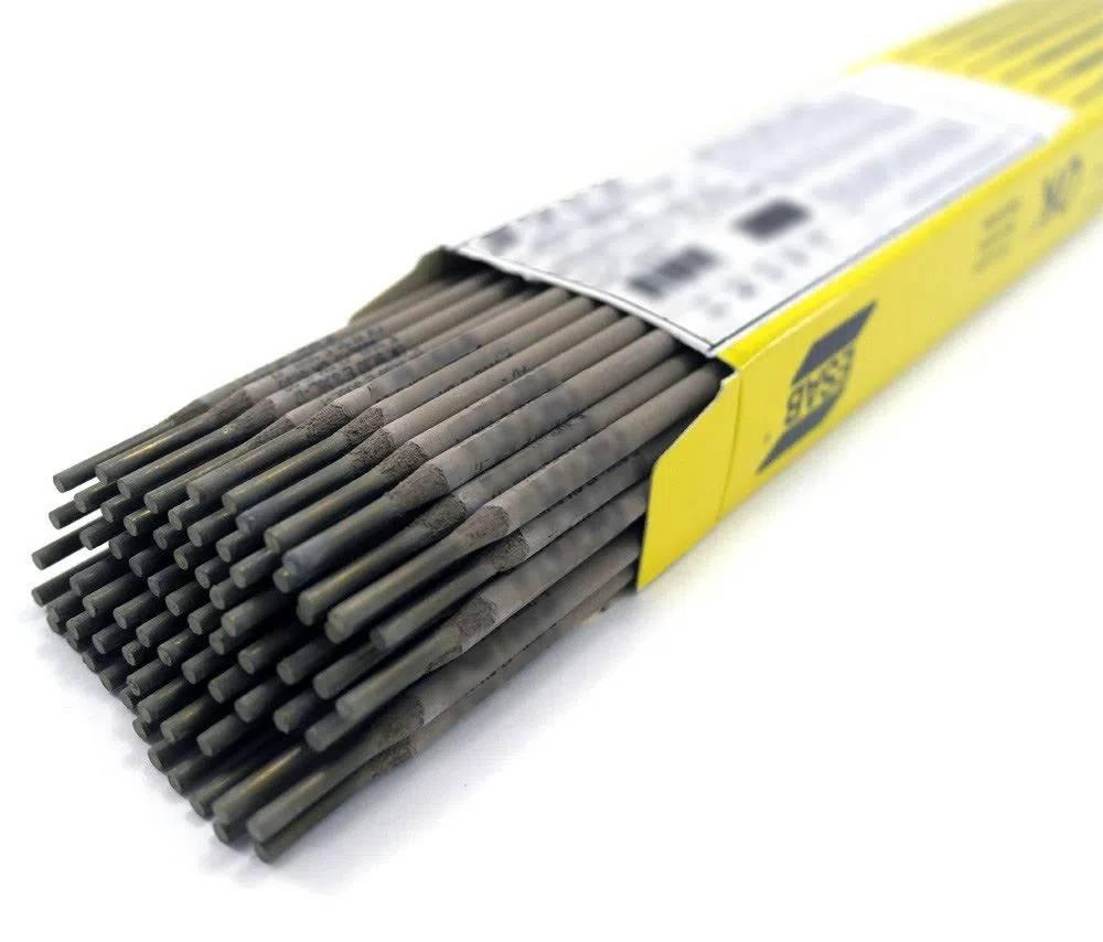 Eletrodo Inox OK6130 1kg 1.6mm - Esab