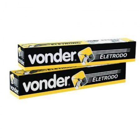 Eletrodo Vonder 6013 1kg 4.00mm