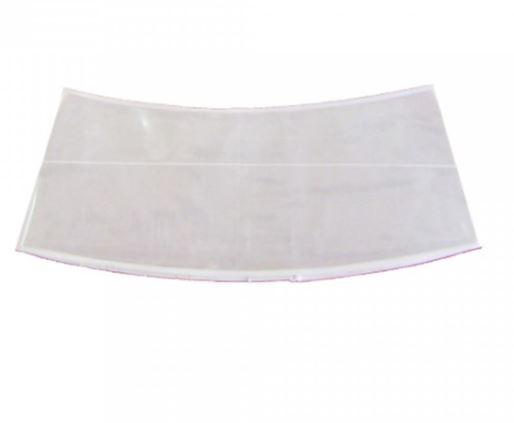 Faixa Refletiva Branca Inferior Para Cone 72cm - Plastcor