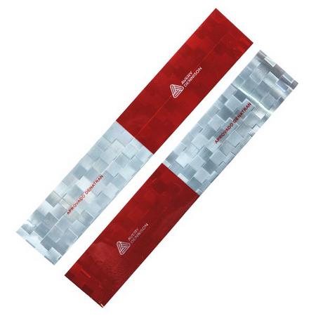 Faixa Refletiva Lateral Aprovada Denatran Lado Esquerdo - Avery Dennison