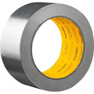 Fita Adesiva de Alumínio 50 mm x 30 m - Vonder