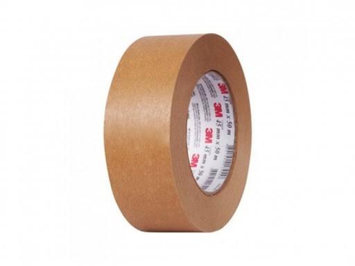 Fita Adesiva de Papel Tartan 2563 25mm x 50m - 3M