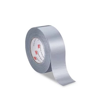 Fita Adesiva Tartan Silver Tape 3939 50mm x 5m - 3M