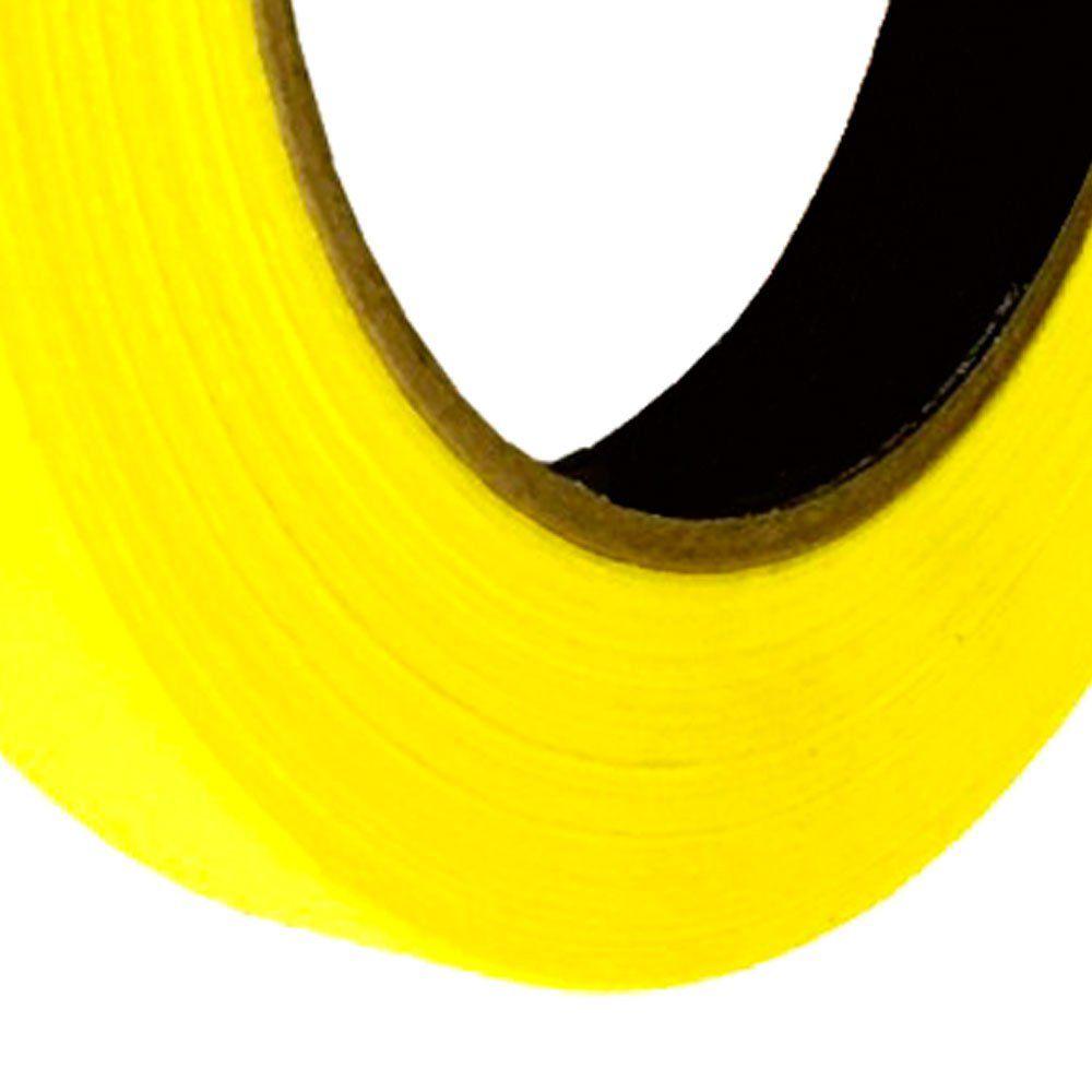Fita Automotiva Amarela Alta Perfomance  16mm x 40 Metros - 3M