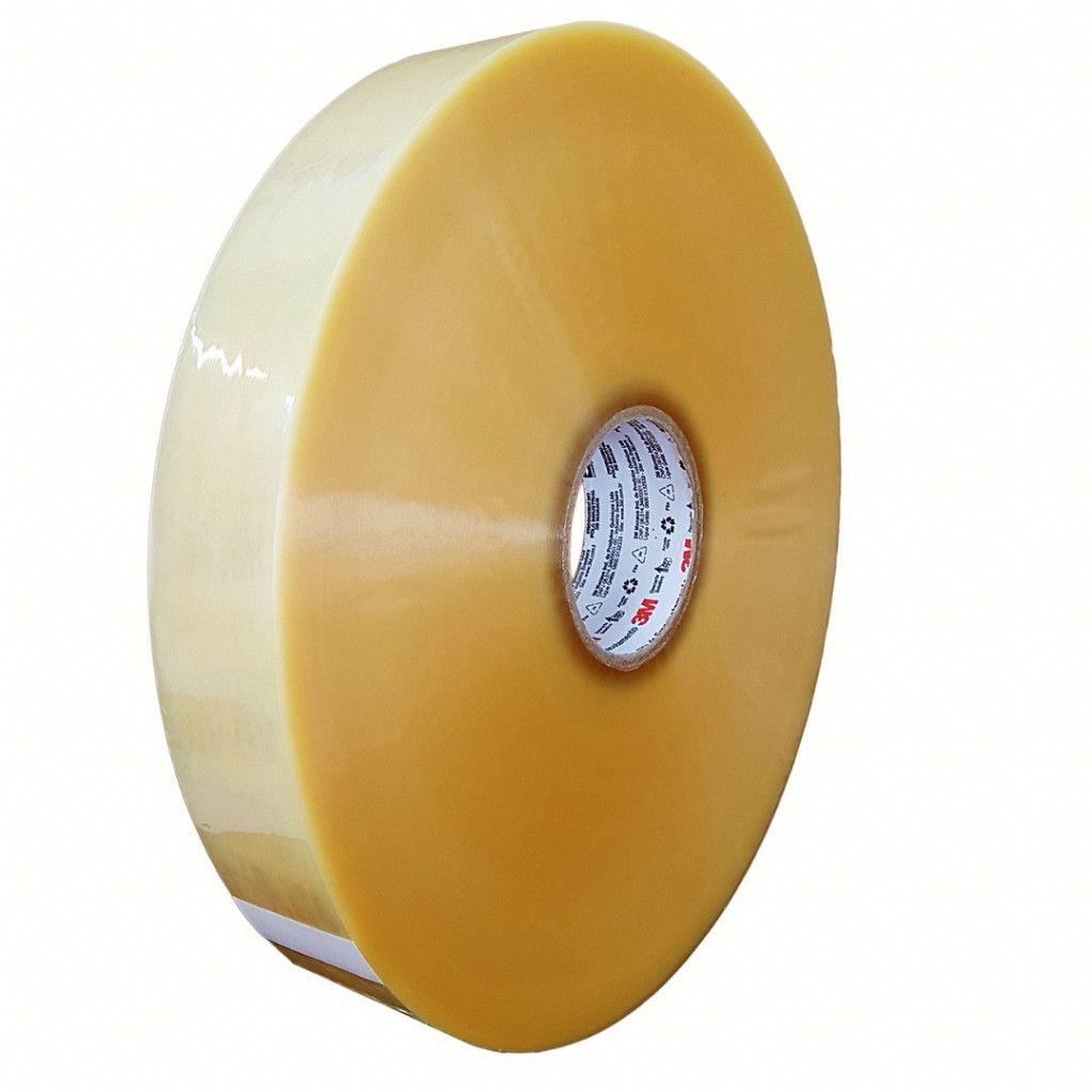 Fita BOPP Empacotamento Transparente 48mmx 1200m 33 Micras - GMI