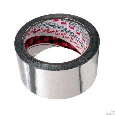 Fita de Alumínio 3M™ Scotch® 425 - 50MMX30M