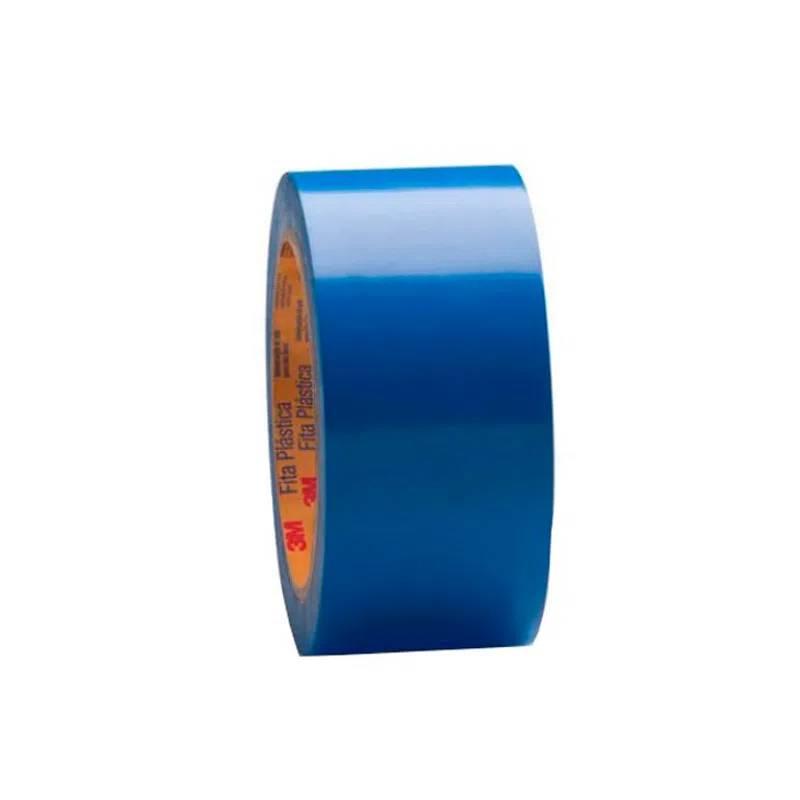 Fita Demarcação de Solo 471 06mm x 30 Metros Azul - 3M