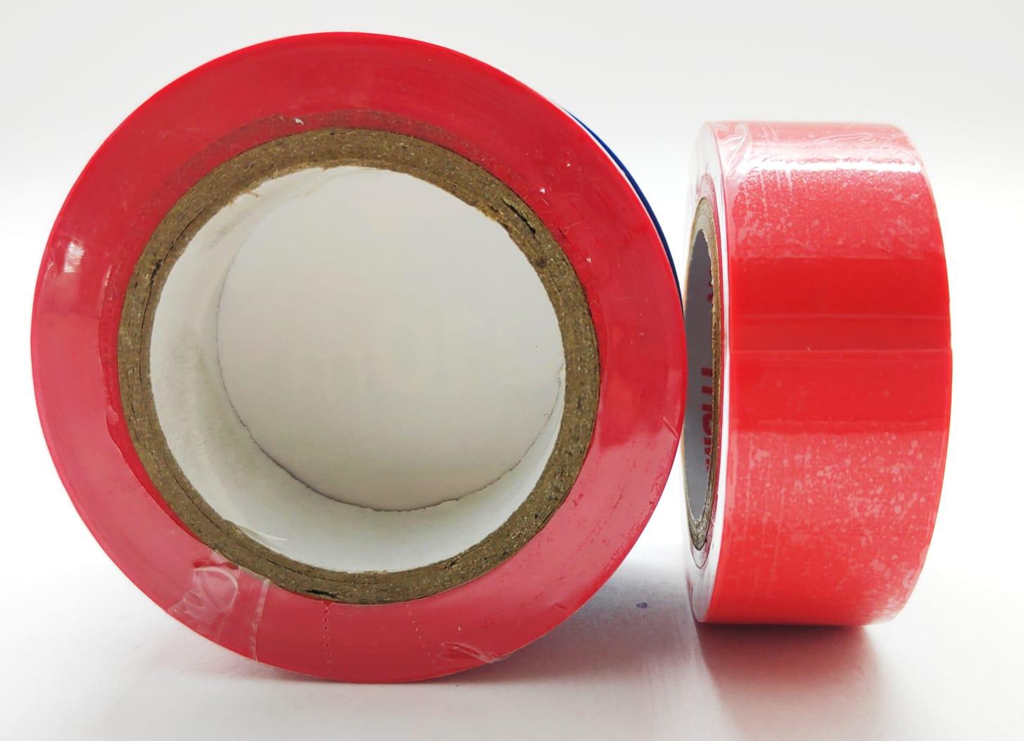 Fita Isolante Vermelha 19mm X 10M - GMI