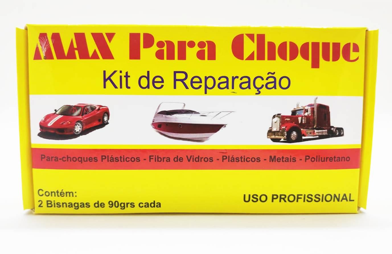 Kit para Reparação de Para Choque 90g - MBR