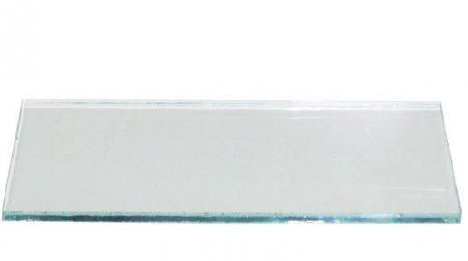 Lente Retangular Incolor 50x107mm 1321 - Ledan