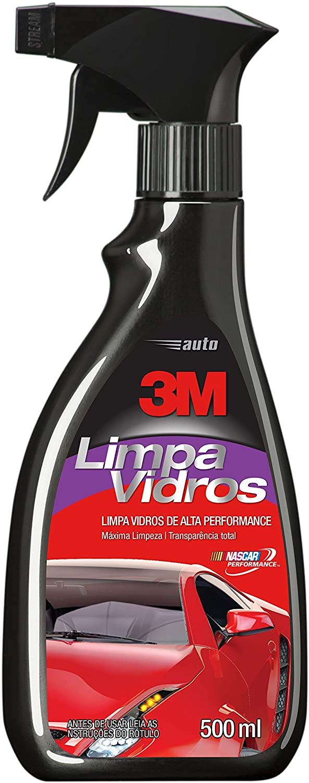Limpa Vidros Automotivo 500ml - 3M