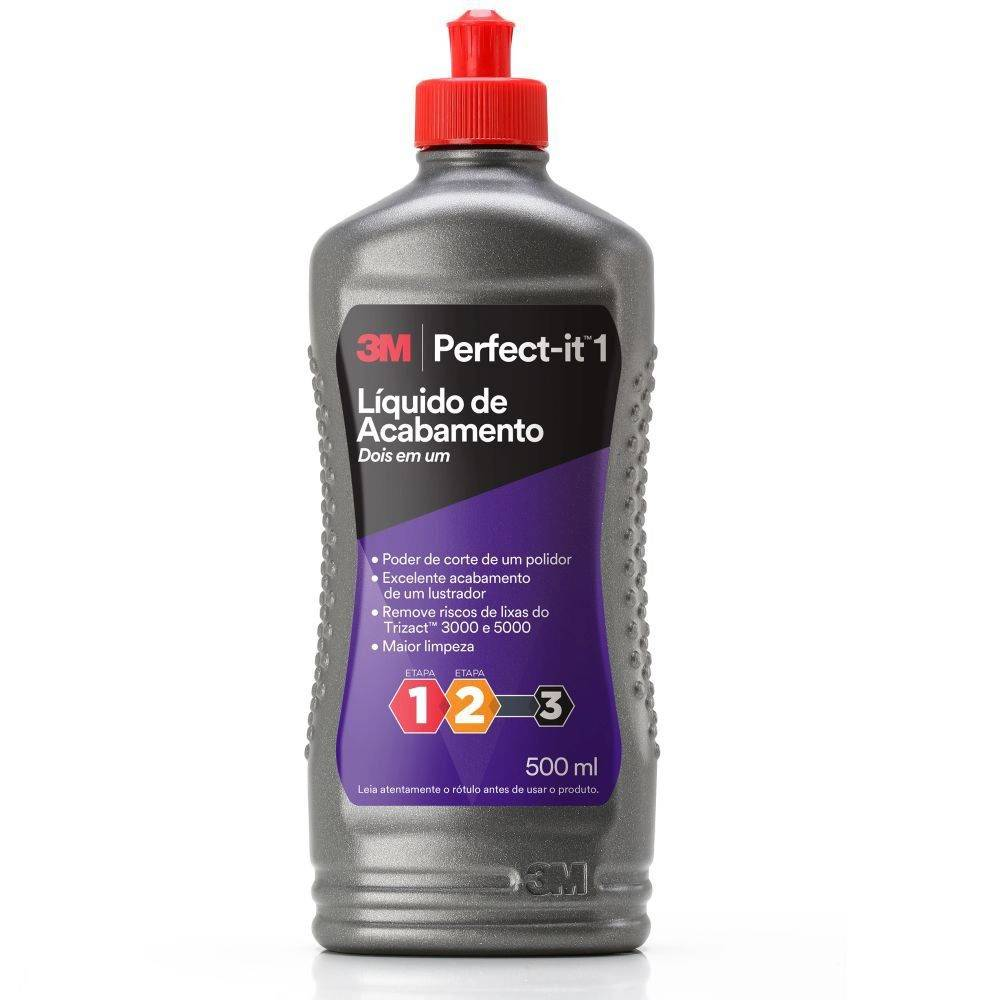 Liquido de Acabamento 500ml Perfect-it - 3M