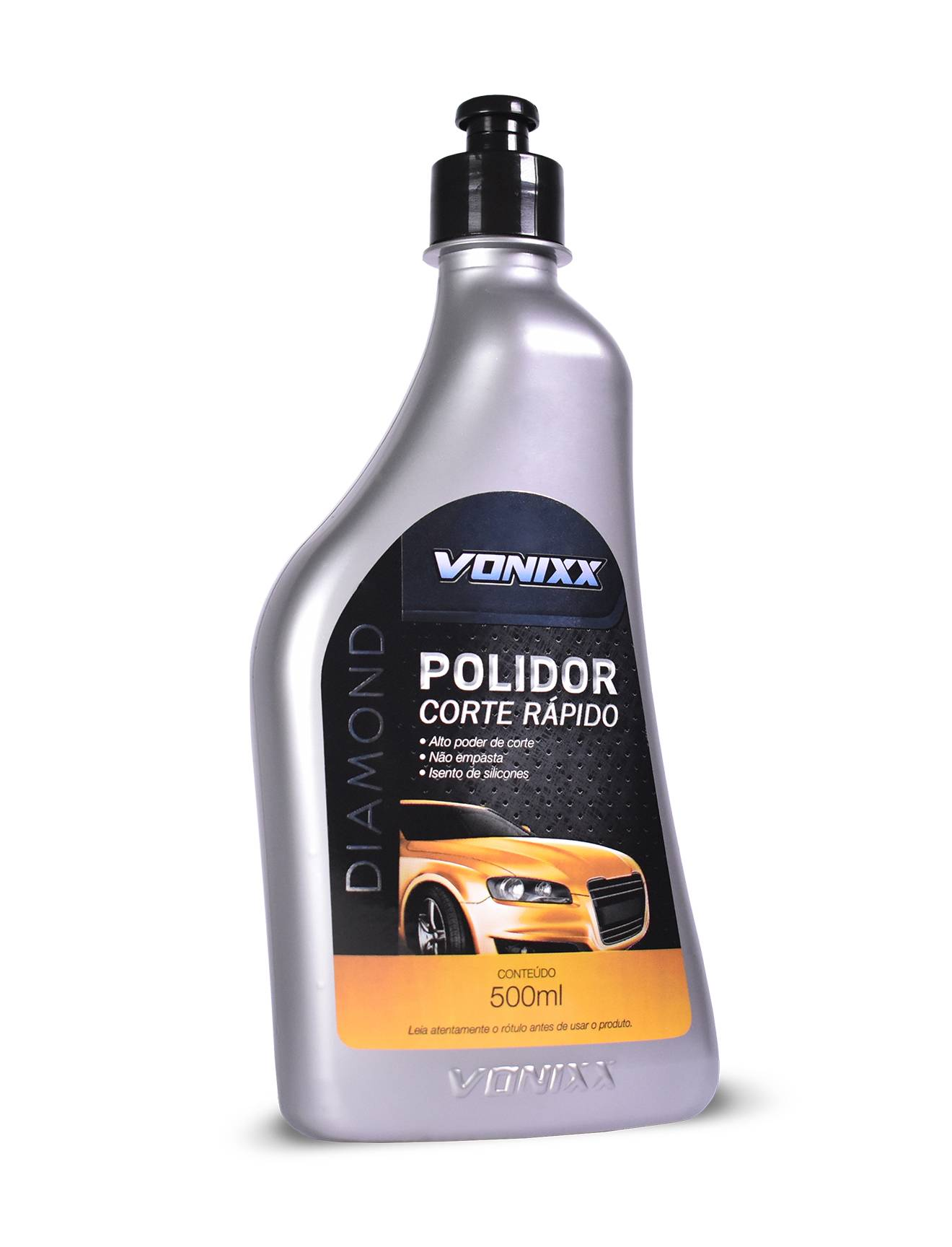 Liquido Polidor Corte Rapido 500ml Vonixx