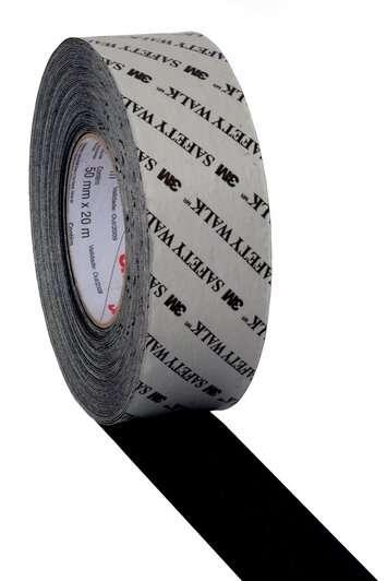 Lixa Anti Derrapante Preta 48mm x 5 Metros - 3M