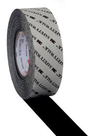 Lixa Anti Derrapante Preto 50mm x 20 Metros - 3M