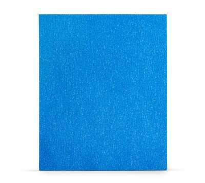Lixa Seco Blue 338U em Folha Grão 80 - 3M
