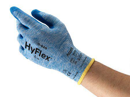 Luva Multi Uso Hyflex 11-920 Tamanho 08M - Ansell