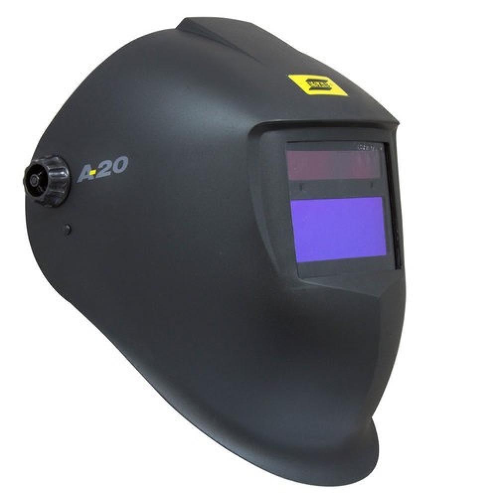 Máscara de Solda A20 Auto Escurecimento variável 9 a 13 - Esab
