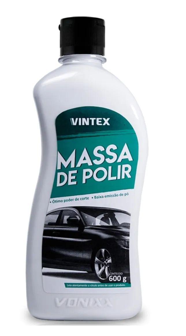 Massa De Polir 600g - Vonixx